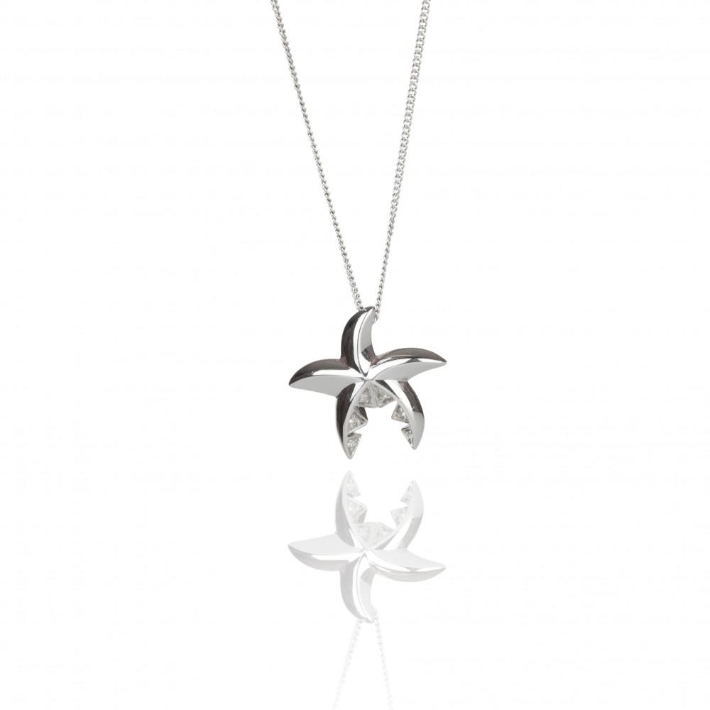 Crown of thorns silver pendant kasun london crown of thorns silver pendant aloadofball Image collections